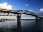 Bay of Islands Cruise Tour Auckland Harbour Bridge