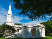 Singapore Armenian church