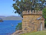 Carnarvon Bay from Port Arthur