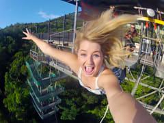Cairns AJ Hackett Bungy Jump