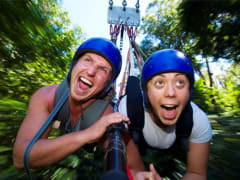 Cairns AJ Hackett Giant Jungle Swing
