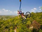 bmx bungy jump