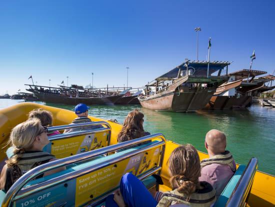 Sightseeing Tour Abu Dhabi Fishing Village