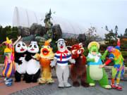 ocean park hong kong mascot
