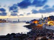 Lei Yue Mun Coast hong kong