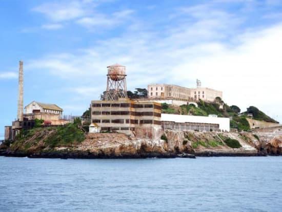 USA_San Francisco_Gray Line_City Tour and Alcatraz