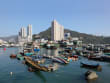 Aberdeen Harbour hong kong half day city tour