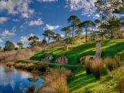 Hobbiton Express Auckland Tour Movie Set