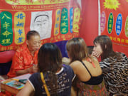 Temple Street Night Market fortune telling
