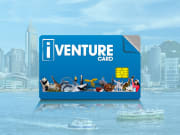 iVenture Card Hong Kong and Macau