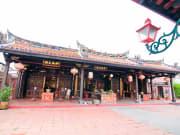 cheng hoon teng temple malacca city malaysia