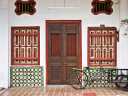 typical heritage house penang malaysia