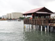 house on stilts chew jetty george town penang