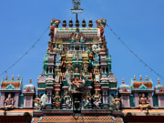 hindu temple little india george town