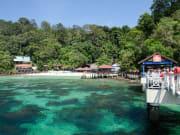 pulau payar marine park langkawi malaysia