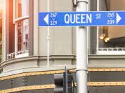 Queen Street in Auckland