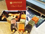台湾好店-石鹸と葉書