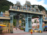 batu caves entrance gate