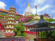 Kek Lok Si Buddhist Temple in Air Itam, Malaysia