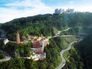 Genting Highlands summit skyway cable car ride