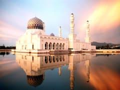 Kota Kinabalu City Mosque half day tour malaysia