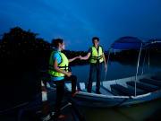 Kuala Selangor fireflies phenomena kampong kuantan