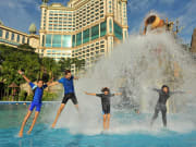 sunway lagoon water rides and attractions