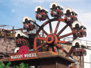 sunway lagoon wagon wheel amusement park
