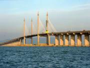 Penang Bridge Malaysia 3 day tour