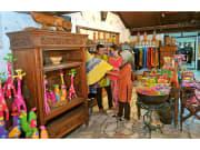 Langkawi island batik design atma alam art village