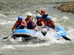 White Water Rafting Adventure in Malaysia