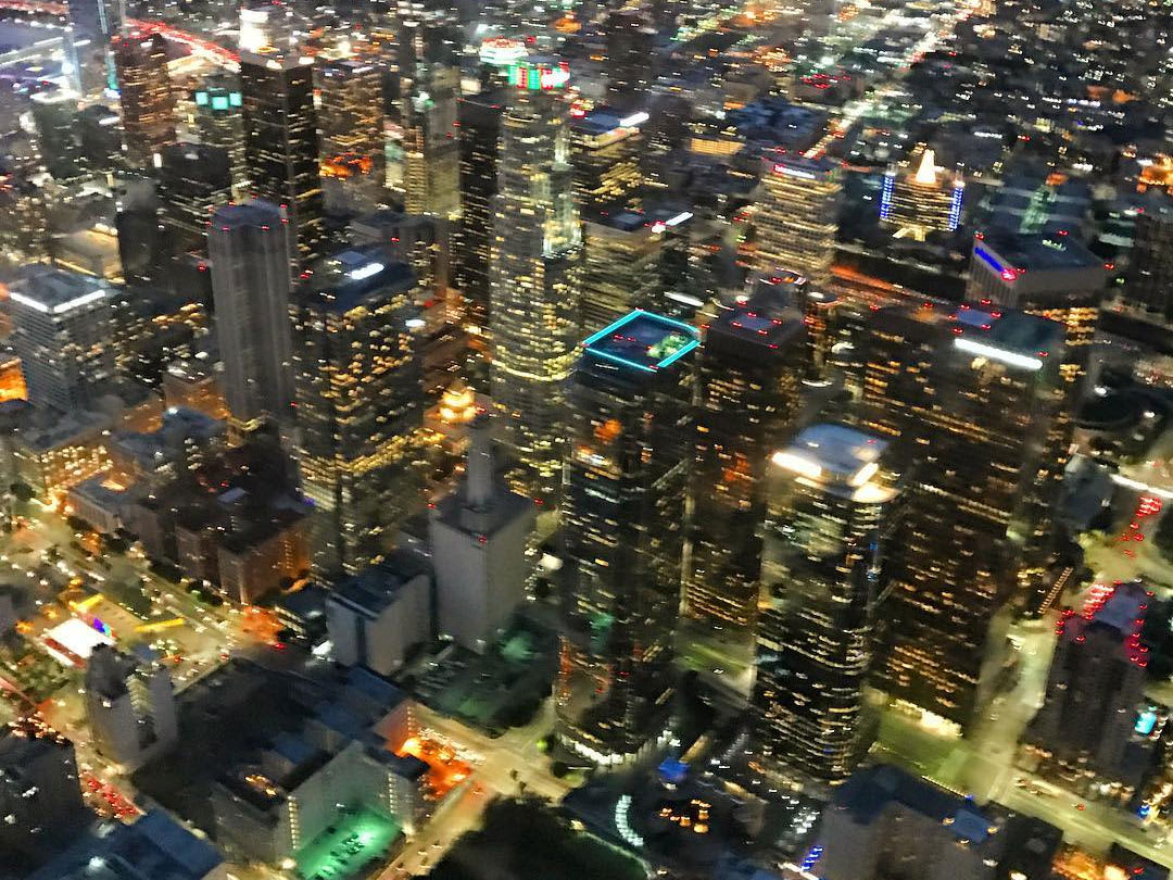 City Lights Helicopter Tour Los Angeles tours activities fun