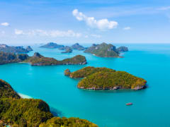 Ang Thong group of islands