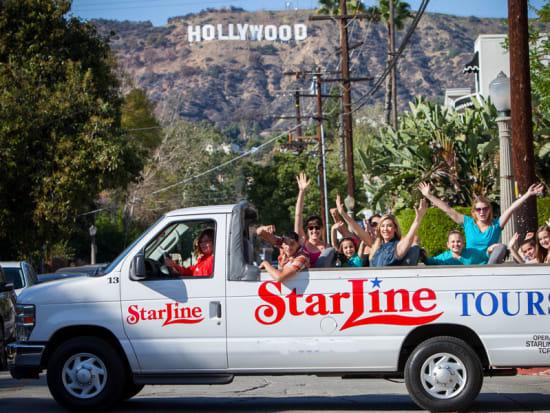USA_Los Angeles_California_Movie Star Homes Tour