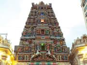 Sri Mahamariamman Hindu Temple kuala lumpur