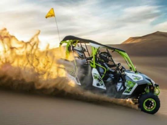 Buggy, Desert Dune, Dubai