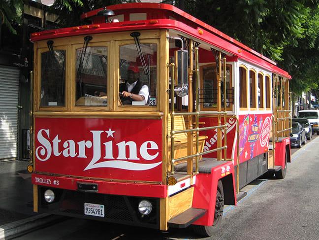 Hollywood Trolley U0026 Movie Starsu0027 Homes Tour