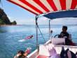 satang island snorkeling tour from kuching