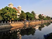 Dutch colonial architecture in Jakarta