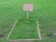アーサー王の墓