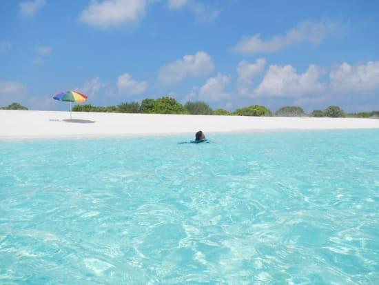 無人島ツアーもあり