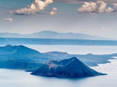 taal volcano in tagaytay philippines