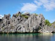Twin Lagoon, Palawan