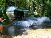 Cairns Rainforest by H1 Military Hummer (2)