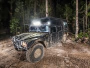 Cairns Rainforest by H1 Military Hummer (6)