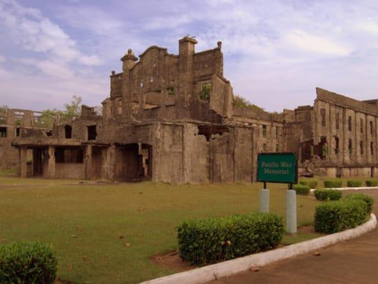 corregidor island philippines pacific war memorial