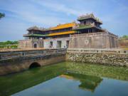 Forbidden palace in Hue Vietnam_537680248