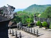 hue city_Khai Dinh tomb