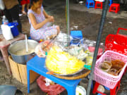 street food tour in saigon