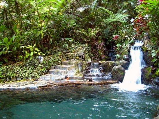 clear waters of laguna hidden valley springs